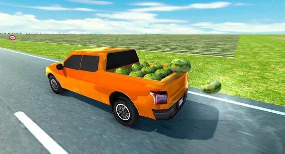 Pickup Car Transporter Fruit for PC-Windows 7,8,10 and Mac apk screenshot 1