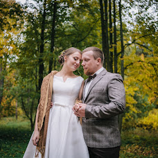 Wedding photographer Nikolay Kozerin (kozerin). Photo of 24.10.2016
