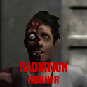 Radiation Runner : Zombie Run icon