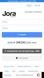 Australia All jobs sites in one app - náhled