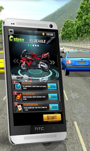 NEW MotoTraffic No Speed Limit