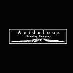 Logo for Acidulous Brewing Company
