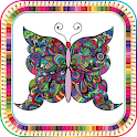 Free Coloring Book For Adults icon