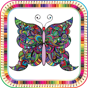 colorify free coloring book - Coloring Book App For Adults