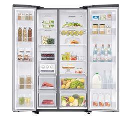 Samsung 700 L with Inverter Side by Side Refrigerator