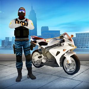 Police Motorbike Chicago Story for PC and MAC
