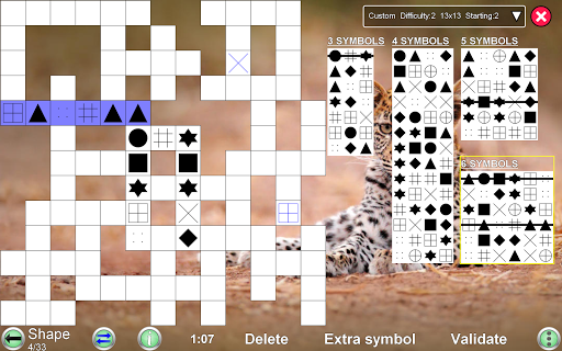 Number Fit Puzzle  screenshots 16