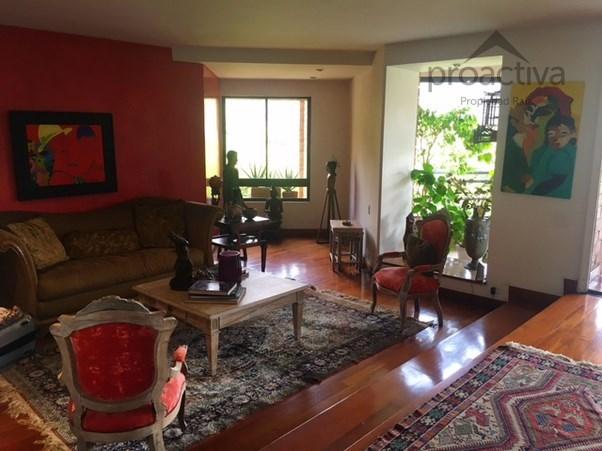 apartamento en venta poblado 497-4215