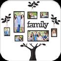Family Tree Photo Collage Maker Photo Editor icon