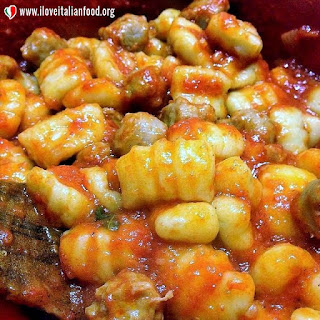 Gnocchi (Potato Dumplings)