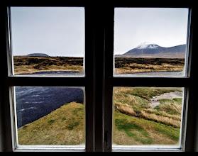 Photo: Y estas son las vistas que tenemos desde la habitación. Espectacular!