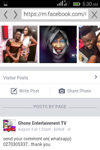 Ghana TV GHone screenshot 3