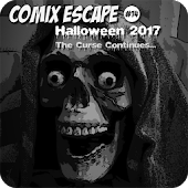 Comix Escape: Halloween 2017