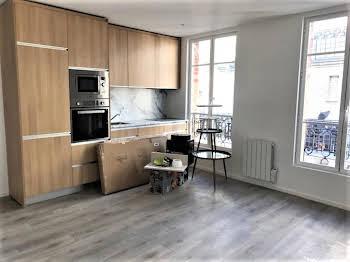 Appartement meublé 4 pièces 103 m2