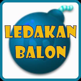 ledakan balon game untuk anak