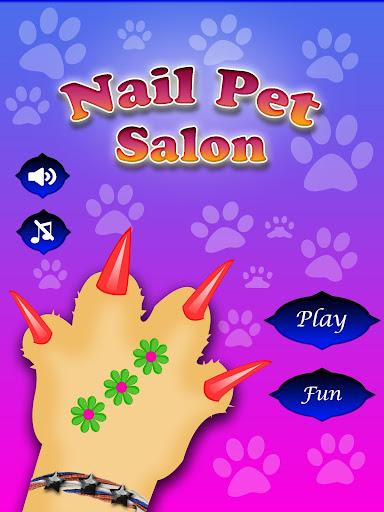 Pet Nail Salon Kids MakeUp