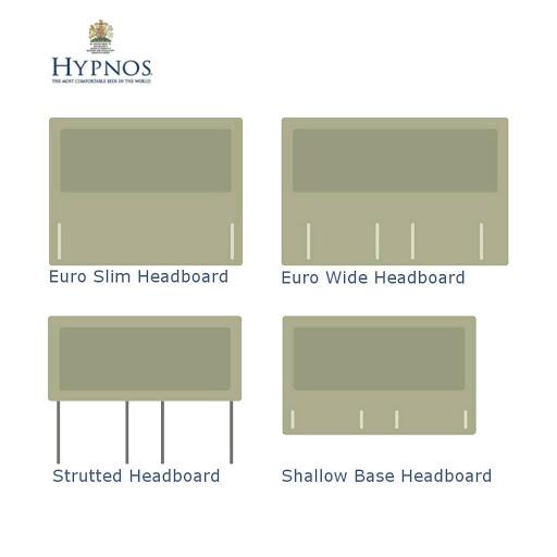 Hypnos Isobella Strutted Headboard