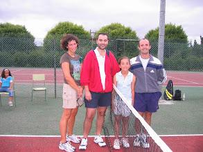 Photo: Troneo de tenis 2006