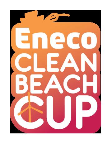 logo eneco clean beach cup