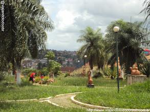 Photo: Tracunhaém - Estátuas de Barro na entrada da cidade