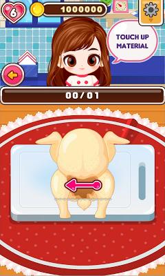 Chef Judy: Chicken Maker - screenshot