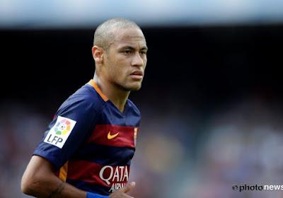 Juninho conseille Neymar en l'absence de Messi