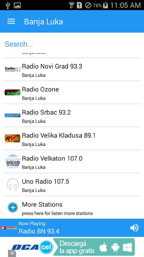 Bosnia-Radios 42