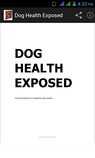 Dog Health Exposed