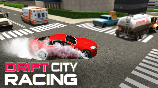 Drift Car City Traffic Racing Fever 2018  astuce 1