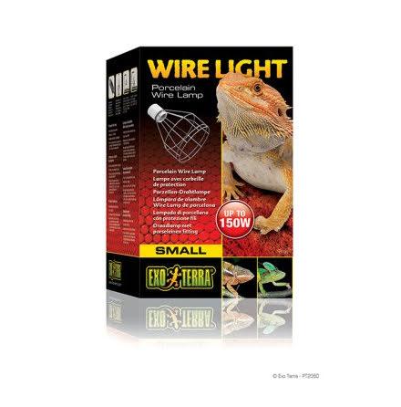ExoTerra Wirelight Small för Keramisk Lampa