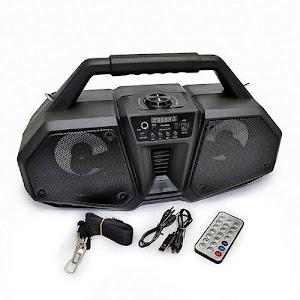 Boxa Bluetooth Surround ZQS-4216 cu lumina LED
