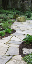 Photo: One of our favorite natural stone patios...