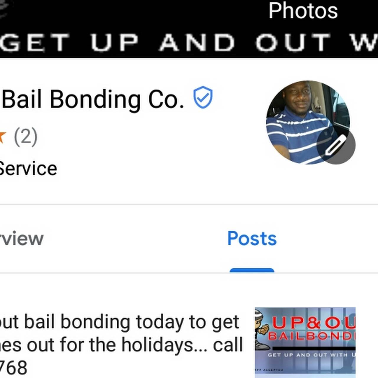 Up & Out Bail Bonding Co  - Bail Bonds Service in Greenville
