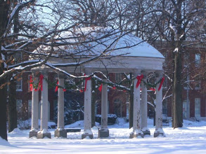 Photo: Union Square Park Pavilion decorated for Christmas Cookie Tour (Facebook gallery)
