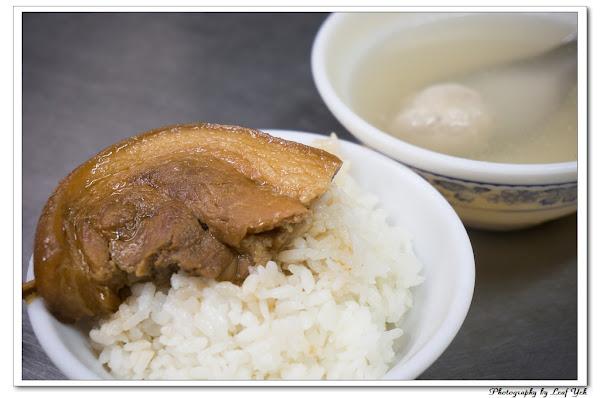 消夜時段的爌肉飯王者。魚市場爌肉飯 /彰化市中正路/食尚玩家介紹
