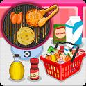 Fajita Burger Maker icon