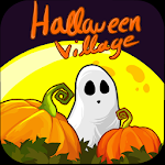 Halloween Village Icon