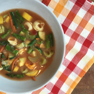 Summer Vegetable Soup.