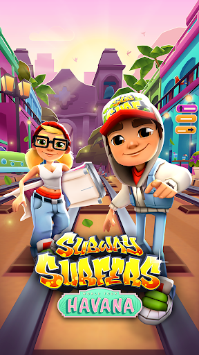 Subway Surfers  gameplay | by HackJr.Pw 1