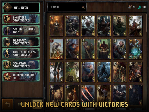 GWENT: The Witcher Card Game screenshots 10