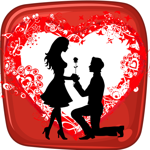 Romantic Love picture frames 遊戲 App LOGO-硬是要APP