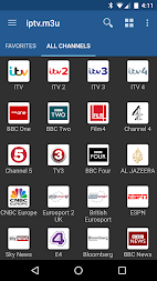 IPTV APK screenshot thumbnail 4