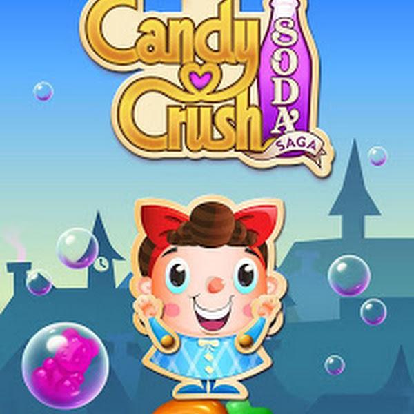 Candy Crush Soda Saga V1.91.5 (Mod)