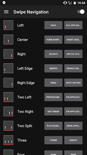 Swipe Navigation [Root] screenshot 1