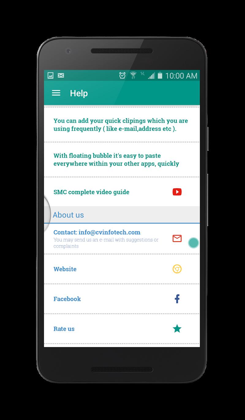 Free Multi Clipboard Manager Screenshot 7
