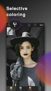 Color Pop Effects : Black & White Photo Editor 5