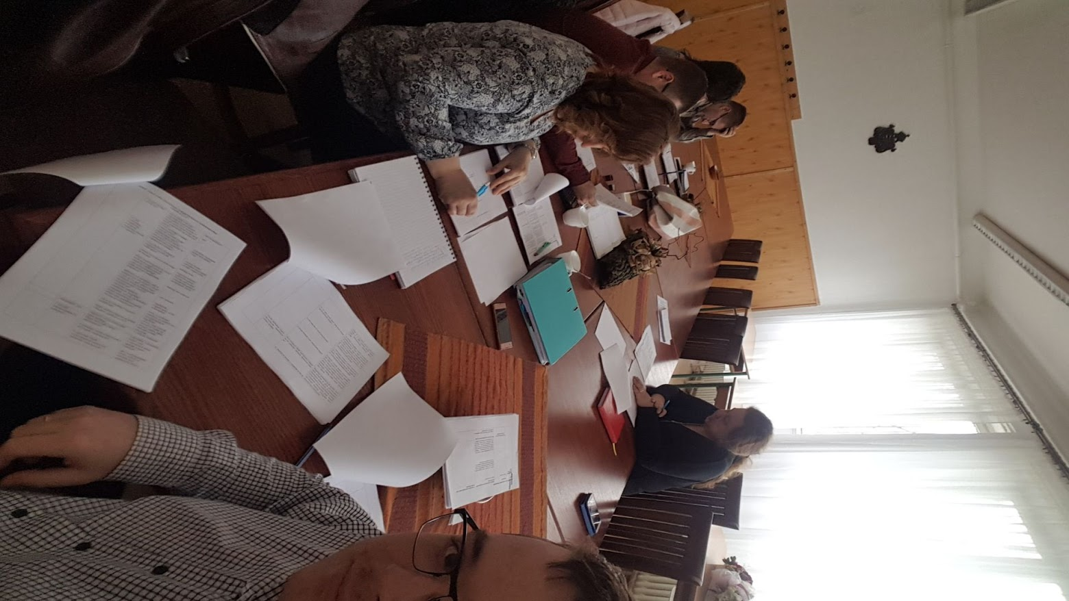 2018. március - BSZC TEAM (szakértői munkacsoport) - helyzetfelmérés készítése