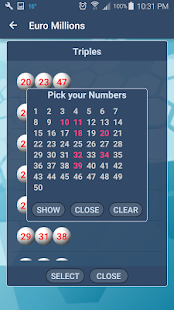 Simple Lottery Analyst- screenshot thumbnail