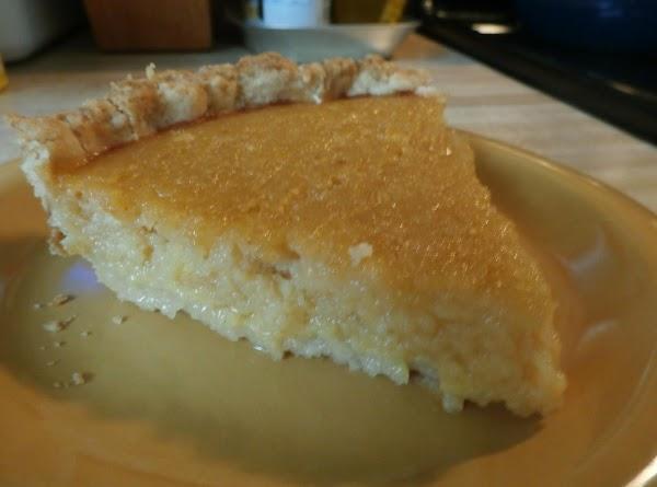 Marlborough Pie Recipe