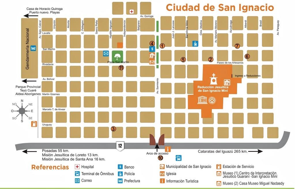 Plano San Ignacio